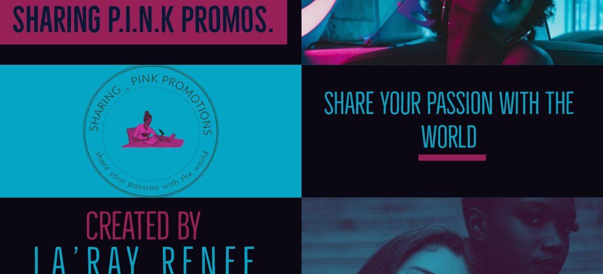 Sharing P.I.N.K Promos. Blog