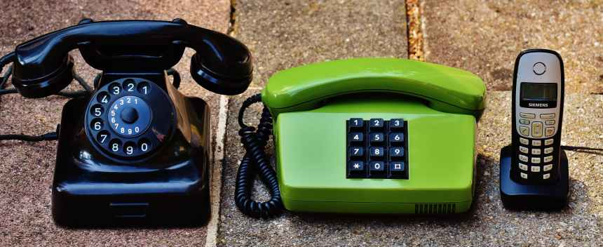 antique business call collector s item