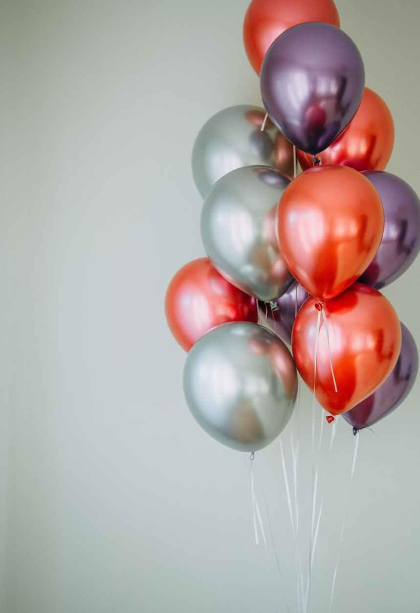 vacation winter ball balloon